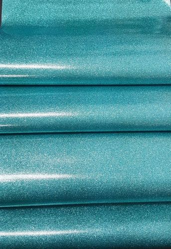 Sparkle Teal Canvas Roll 12 X 54
