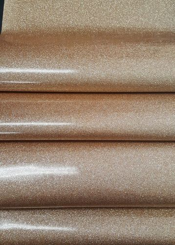 Sparkle Rose Gold Canvas Roll 12 X 54
