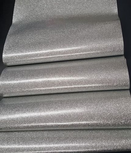 Sparkle Silver Dust Canvas Roll 12 X 54