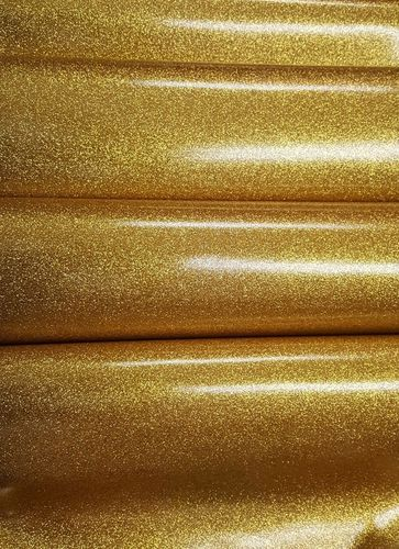 Sparkle Oscar Gold Canvas Roll 12 X 54