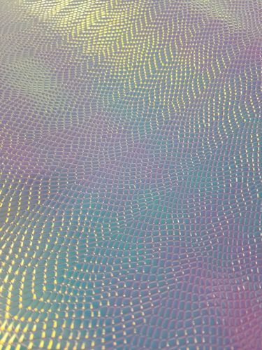 Holographic Mermaid Scales Vinyl Roll 12 X 53