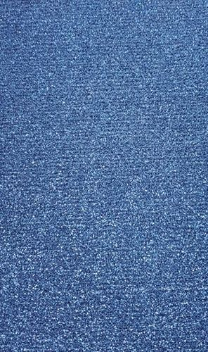 GLITTER Blue  HTV 10 x 12 inches Sheet Heat Transfer Vinyl