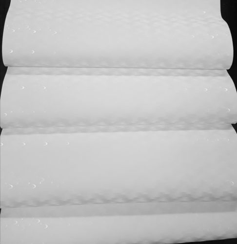 Crescent White Vinyl Sheet 9 x 12